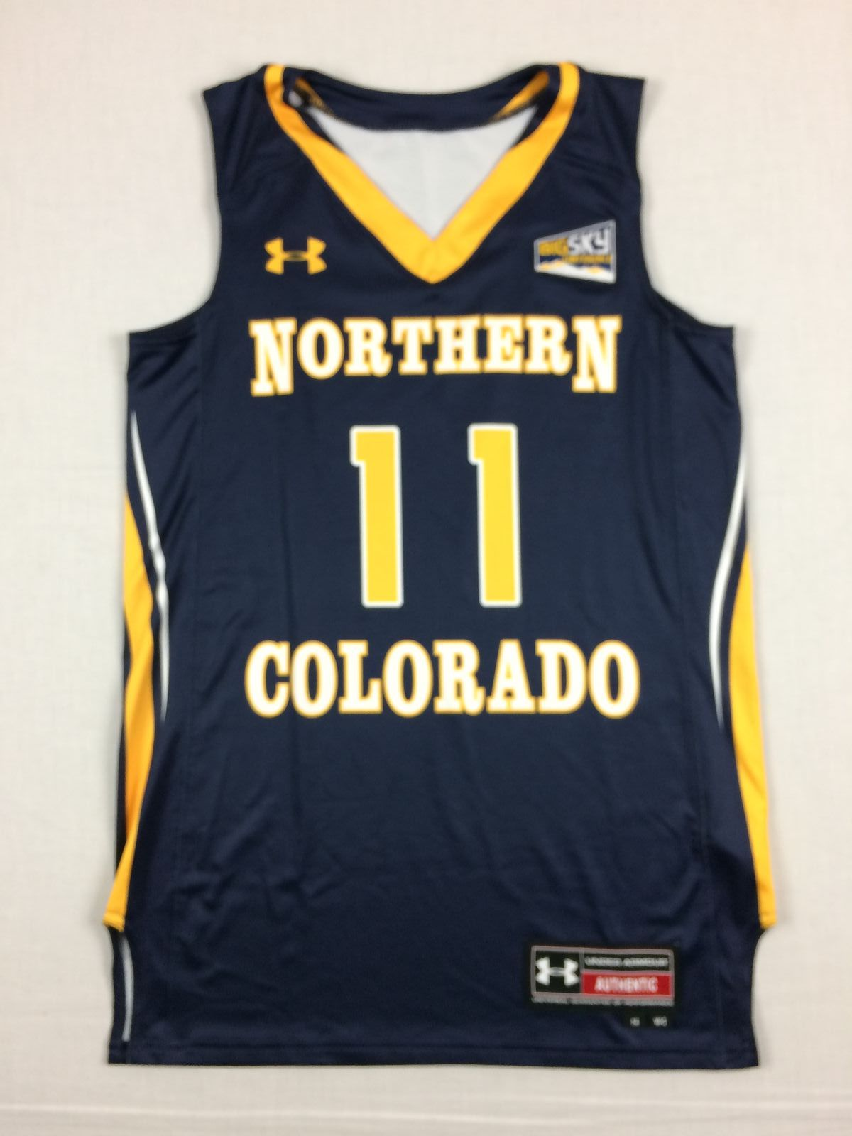 best sneakers fa5d4 1ff1d Under Armour Northern Colorado Bears - Jersey (Multiple ...