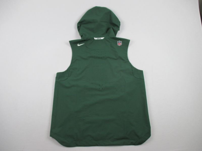 Details about Nike New York Jets Green Sleeveless Pullover (Multiple Sizes) Used
