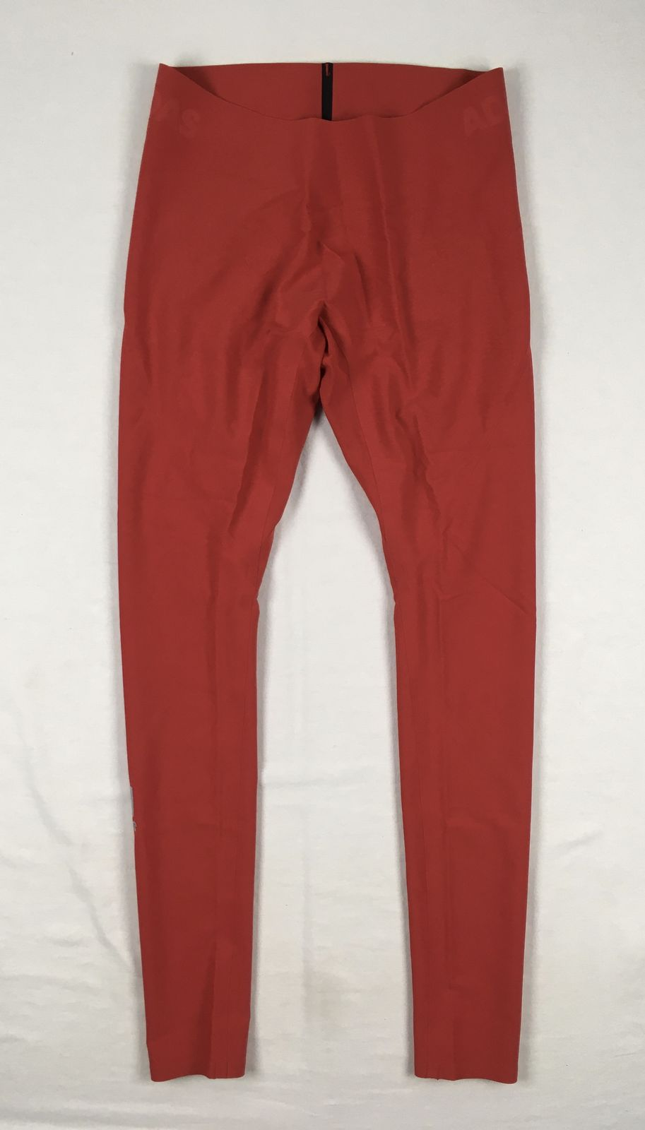 adidas Compression Pants Men's Red Clima-lite NEW Multiple S