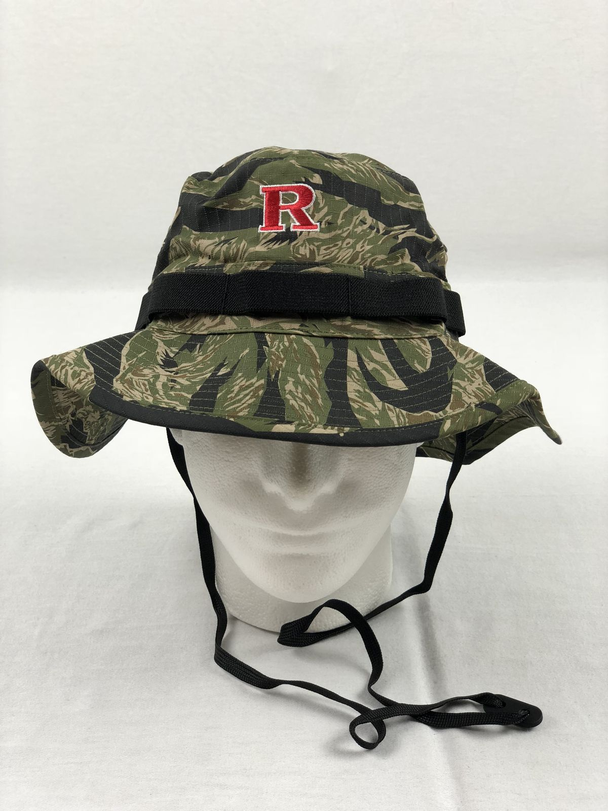 f0ddfd8d884 Details about NEW Nike Rutgers Scarlet Knights - Camo Bucket Hat (Multiple  Sizes)