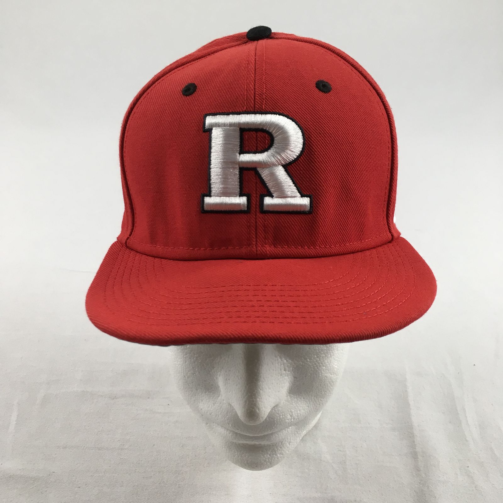 Details about Nike Rutgers Scarlet Knights - Red Fitted Hat (Multiple  Sizes) - Used 24e1bf78a20