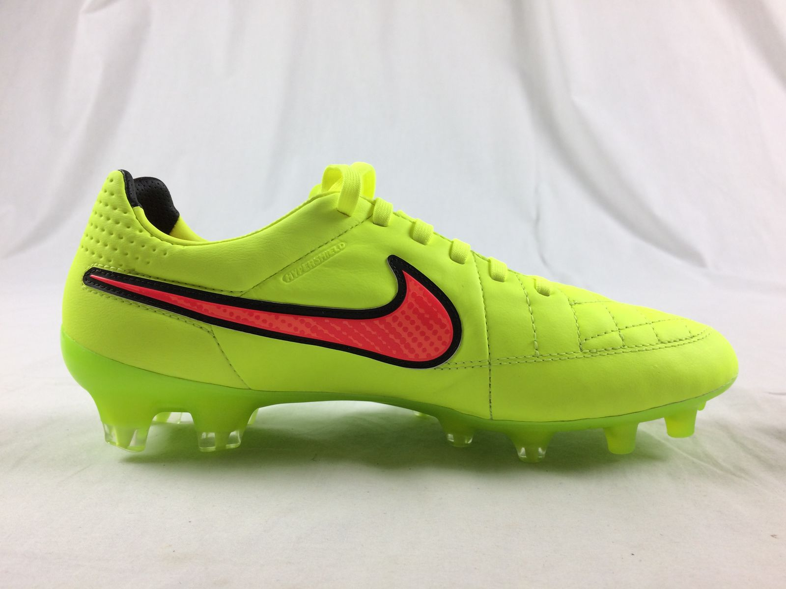 online retailer af056 07b45 ... amazon new nike tiempo legend v fg yellow green cleats mens 6.5 29020  29da1