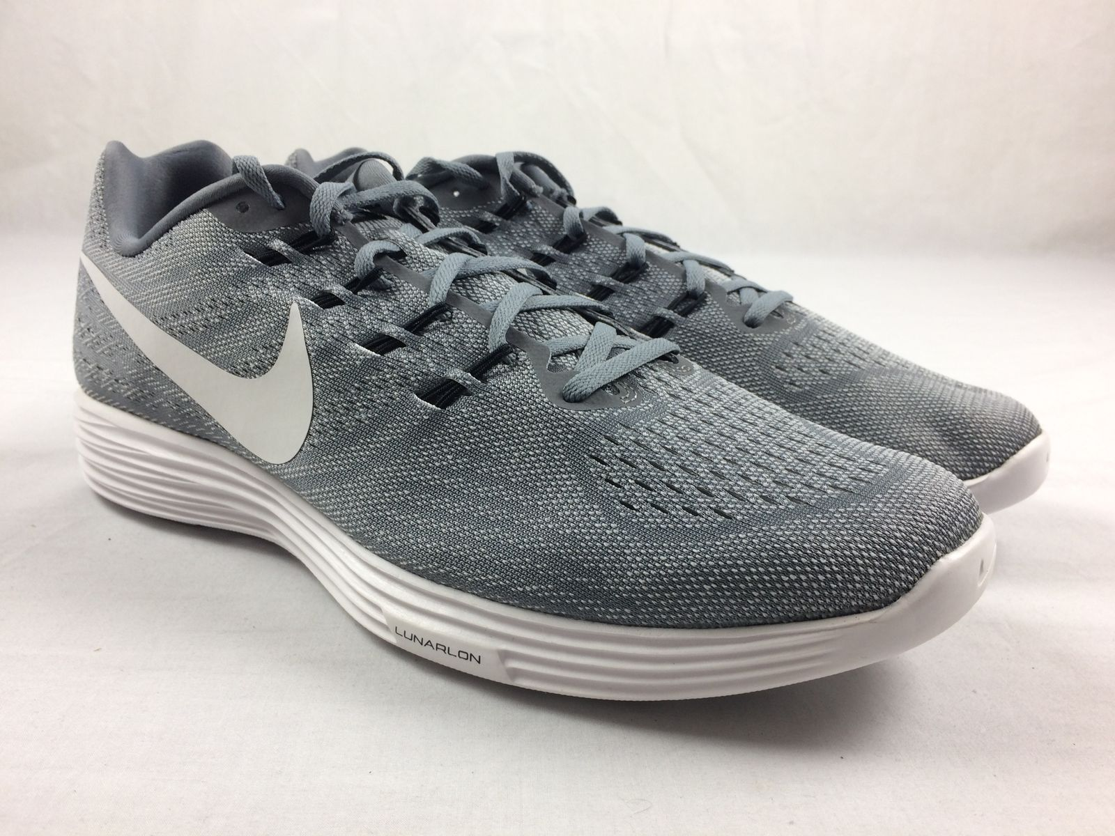 2b83256574c4 Details about NEW Nike Nike Lunar Tempo - Gray Running