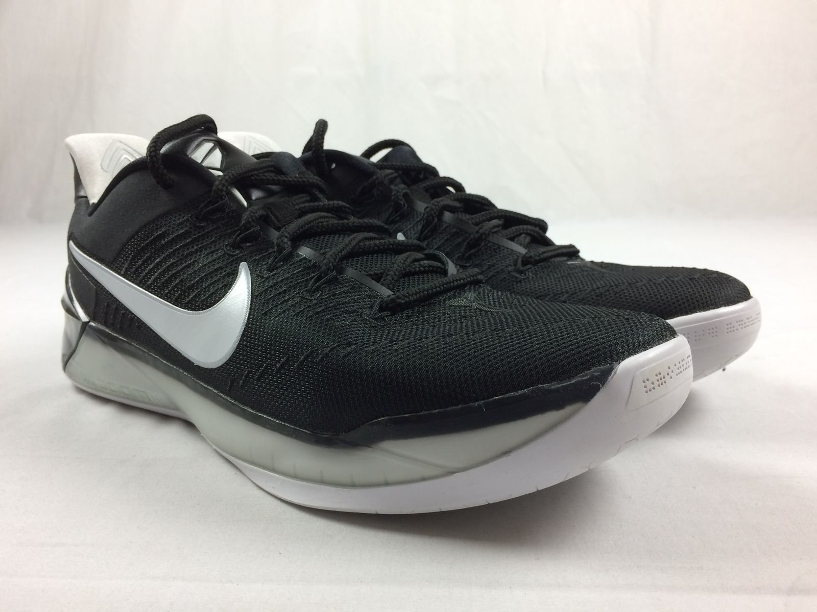 2645c1b7410 Details about Nike Kobe A.D. - Black White Basketball Shoes (Men s Size  13.5) - Used