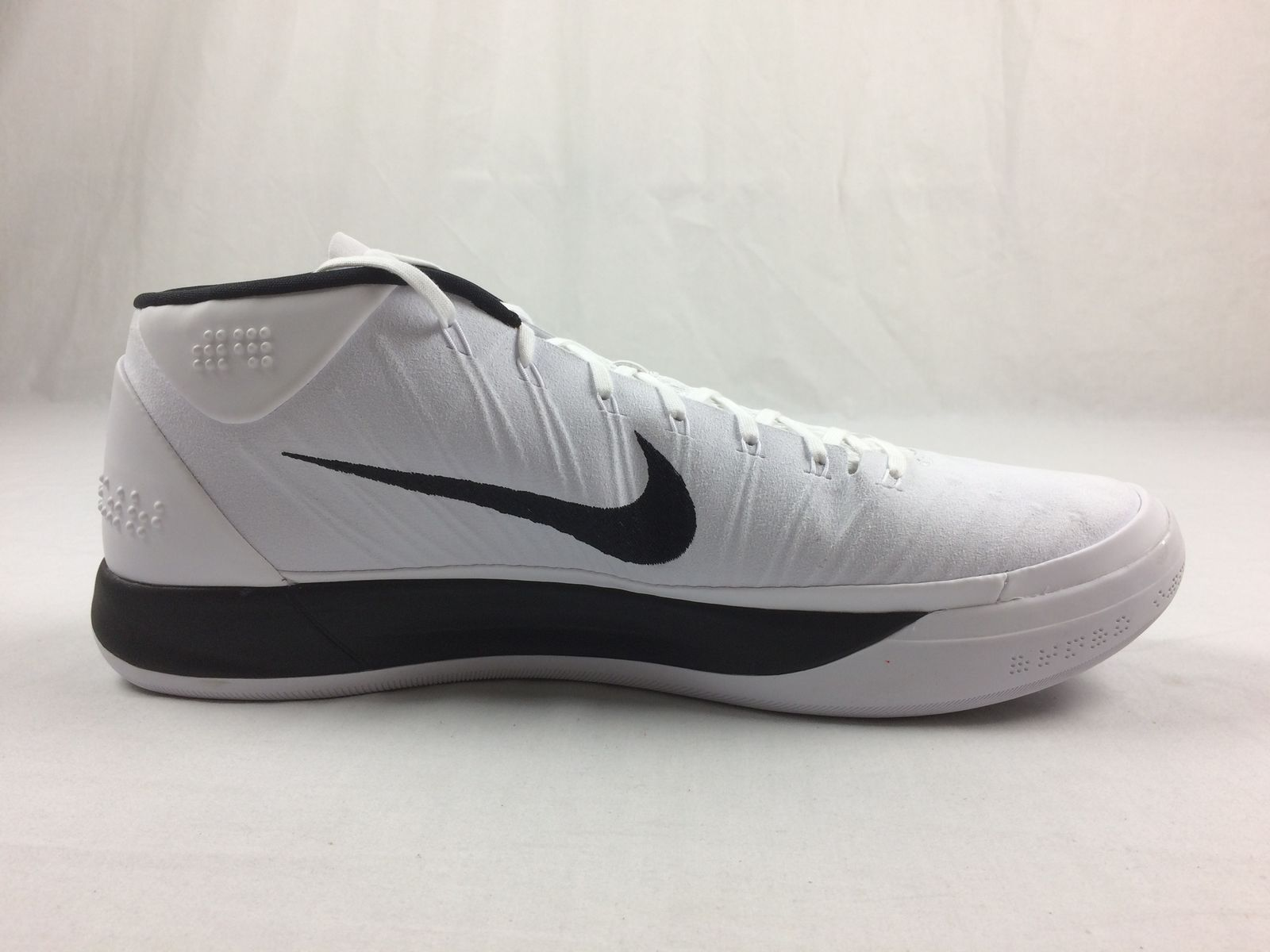 buy online e24bf f20ff NEW Nike Kobe A.D. TB Promo - White Basketball Shoes (Men s 18). PRODUCT  DETAILS  PRODUCT DETAILS