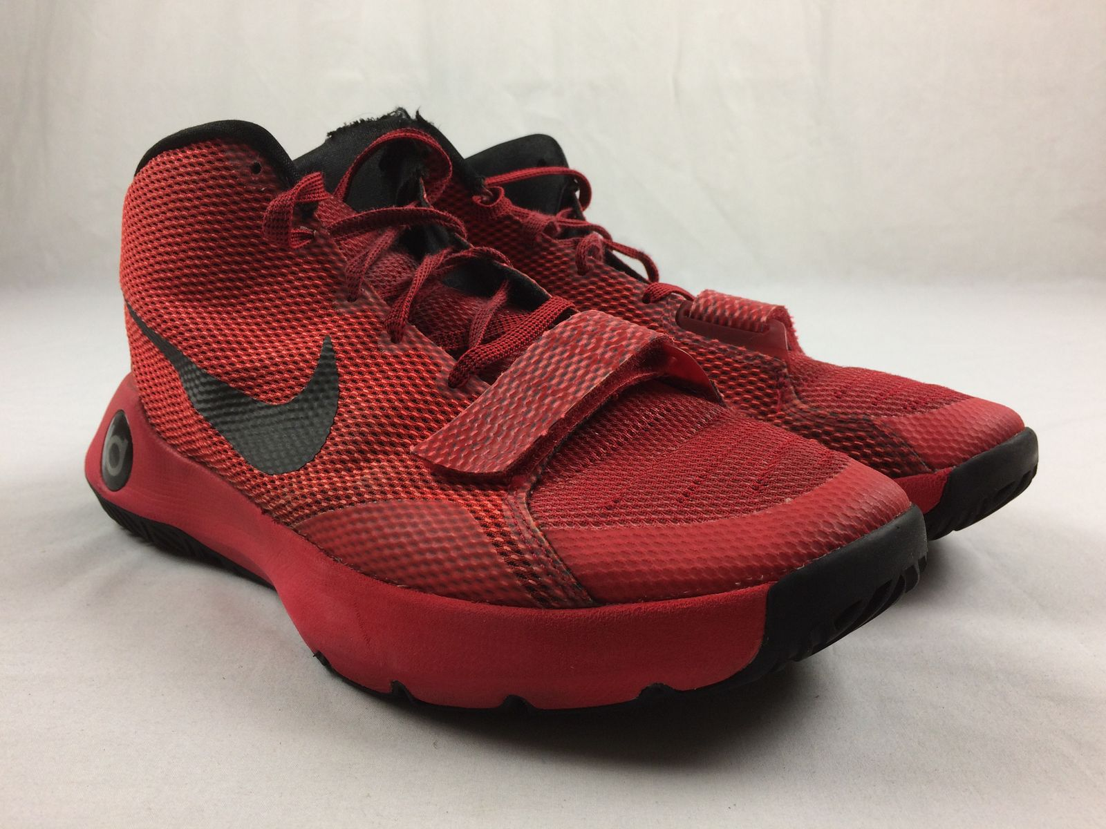 separation shoes def3e 5088f Trey basket Kd Iii Rouge Chaussure Air ball 12 5 de D occasionEbay hommes  Nike HwBW4FYq