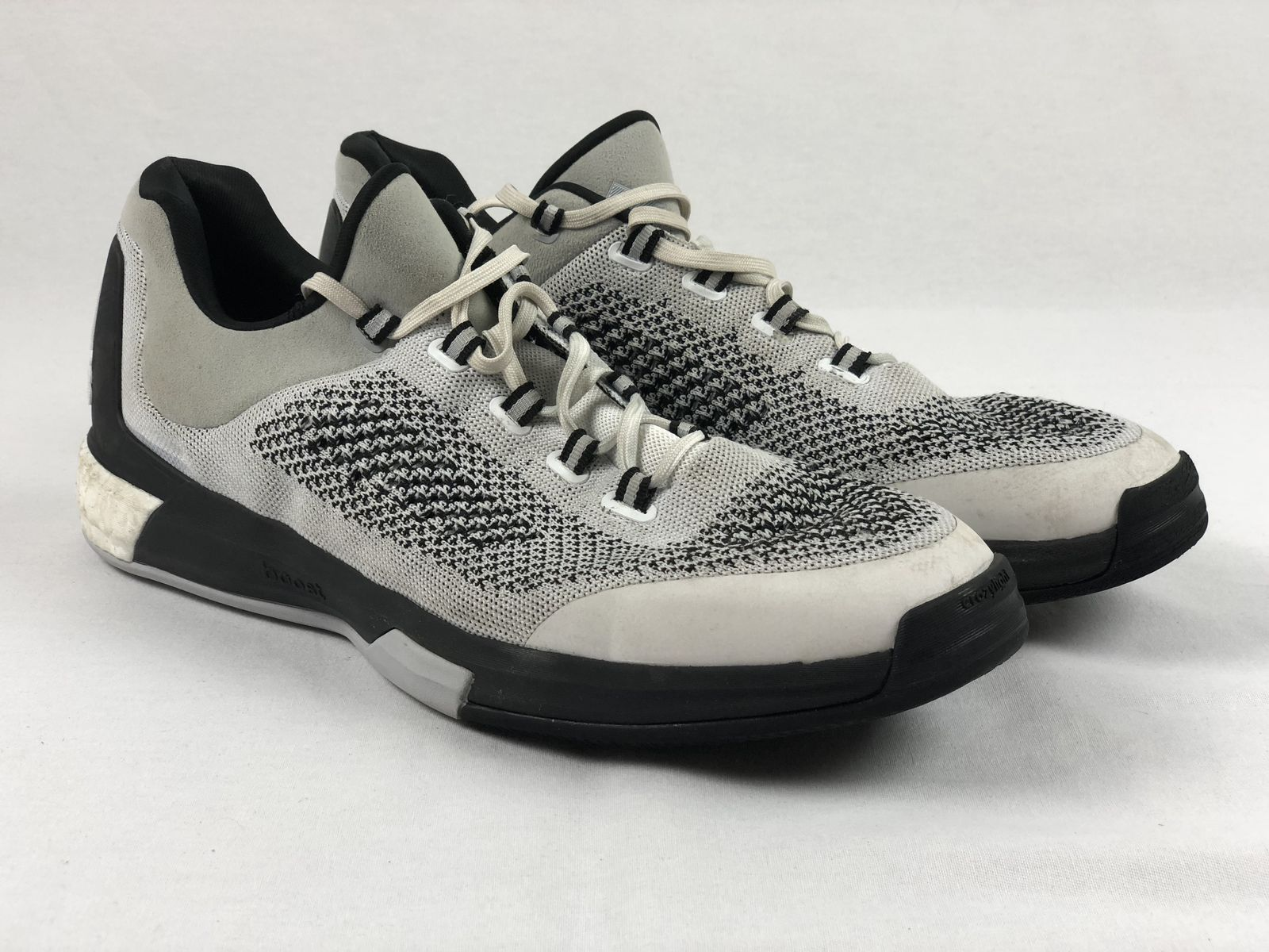 Shoes Adidas 18 men's Stable Frame Used Basketball Blackwhite YqCTqI