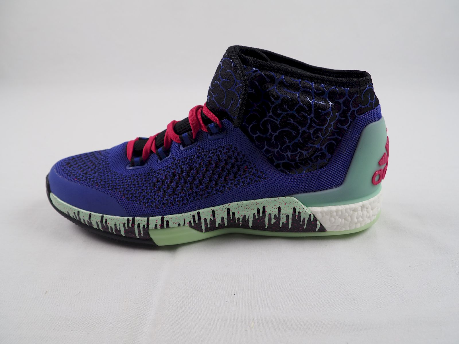 super popular 61301 d2396 adidas Techfit Glow in the Dark - Basketball Shoes (Mens 14.5) Used