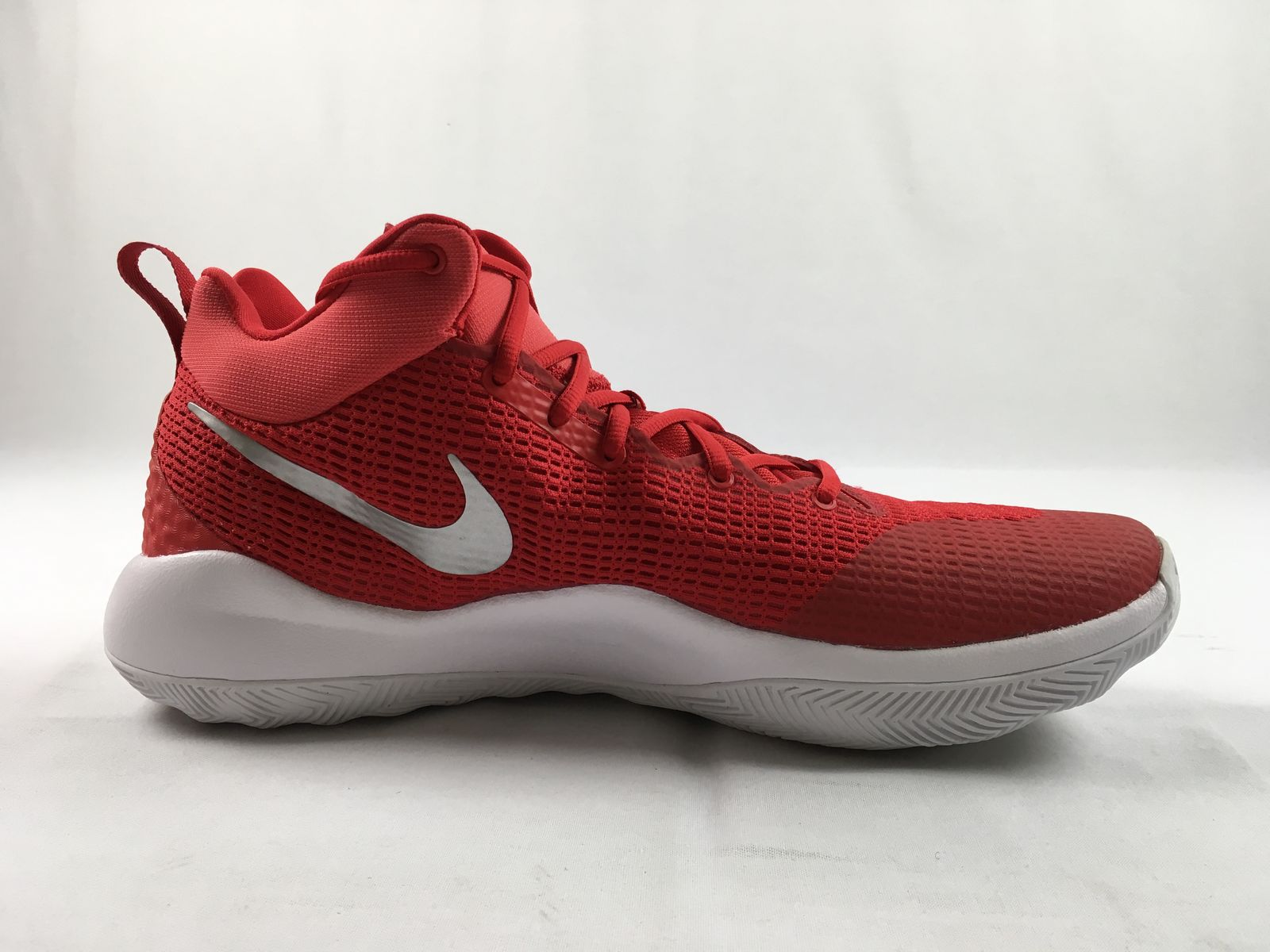 on sale f0b59 514c6 ... get new nike zoom rev red basketball shoes mens 15.5 0ca25 d1680