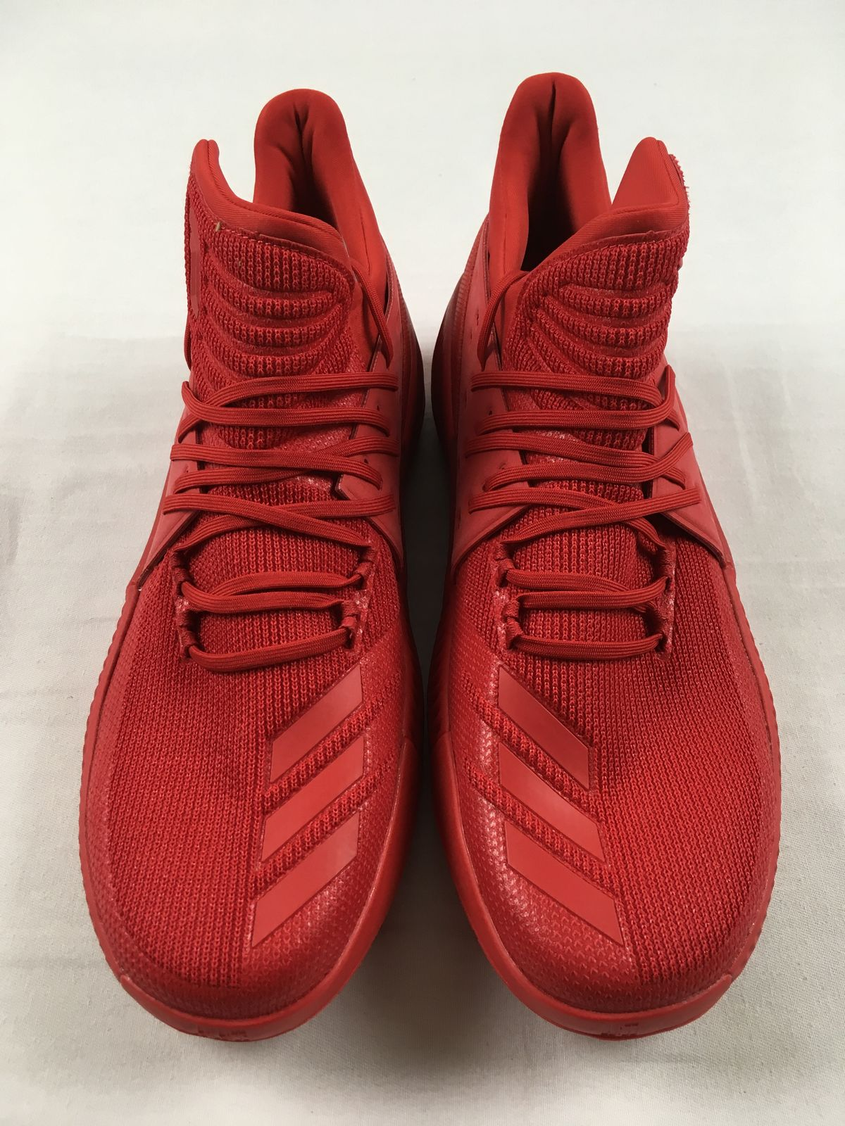 online store 64f15 af767 ... italy new adidas d lillard red basketball shoes mens multiple sizes  454ec 777b8