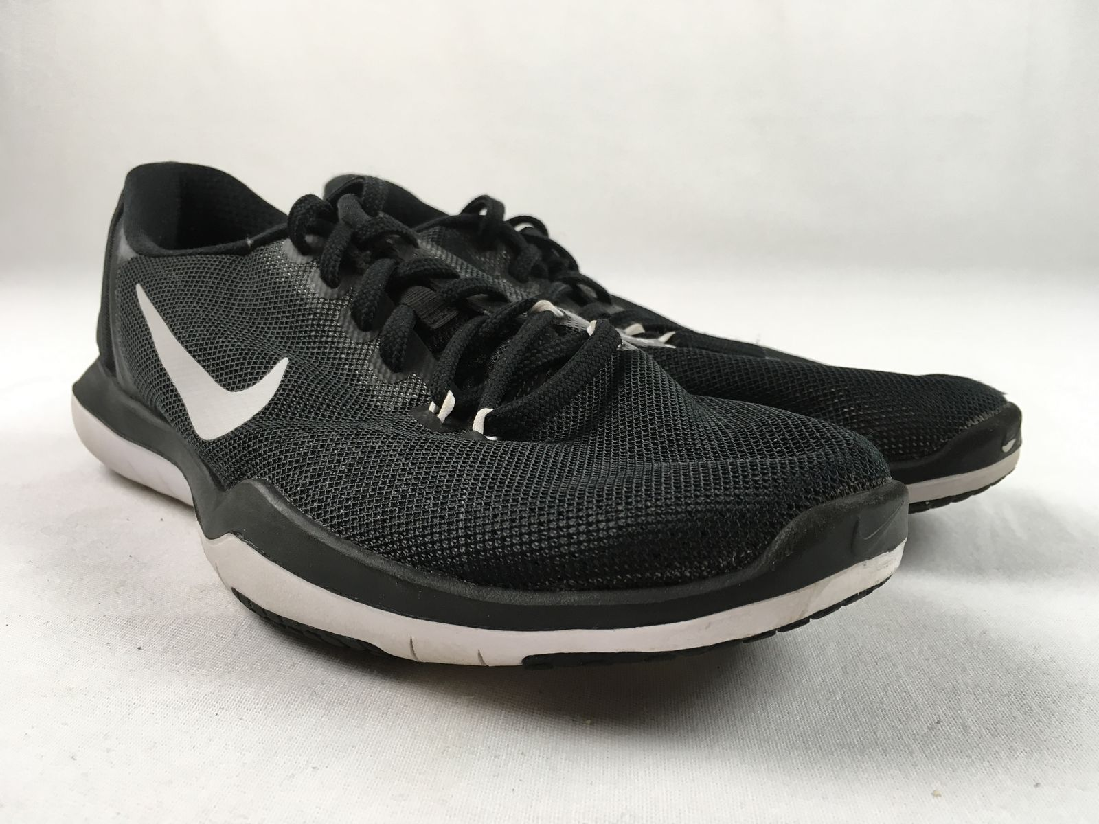 bc8d73eb408006 Details about Nike Flywire - Black Running