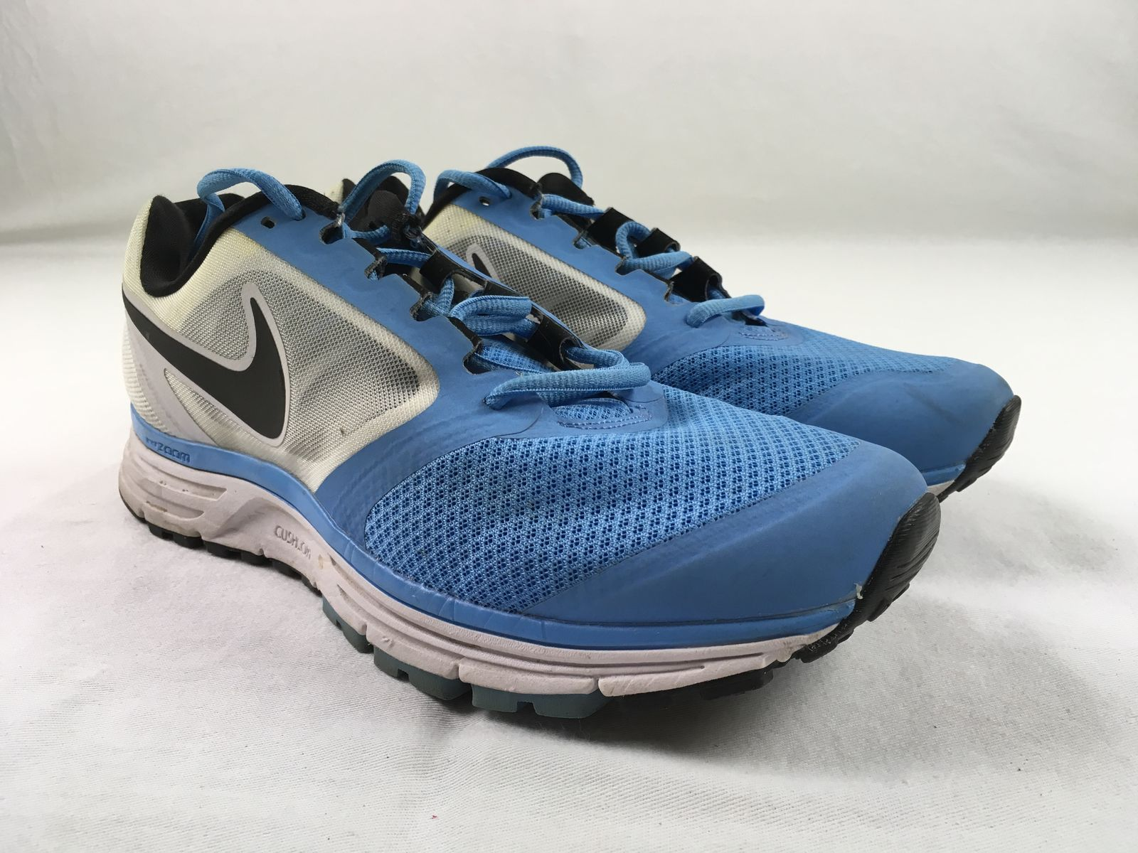 621b140e7cc6c8 Details about Nike Vomero 8 - Blue White Running