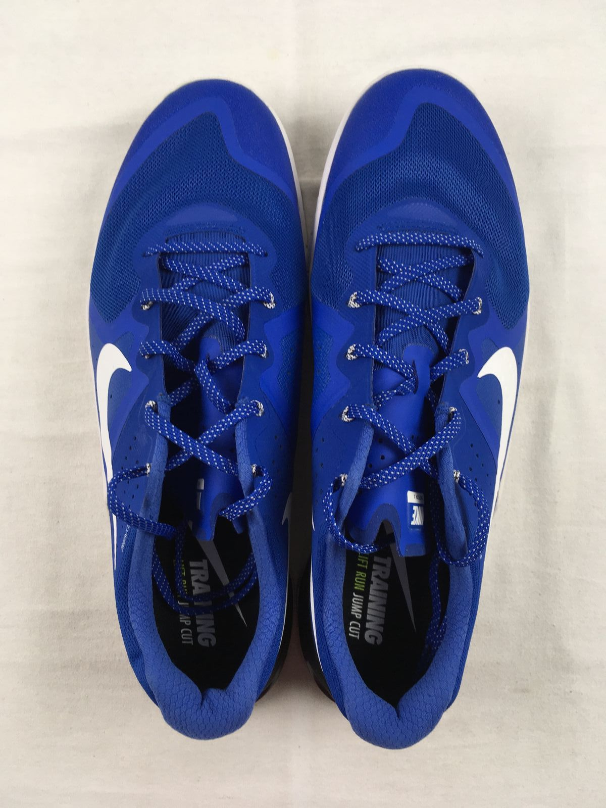 c158080f1fab9a ... ebay new nike metcon 2 blue running cross training mens multiple sizes  bd5ef aaac8