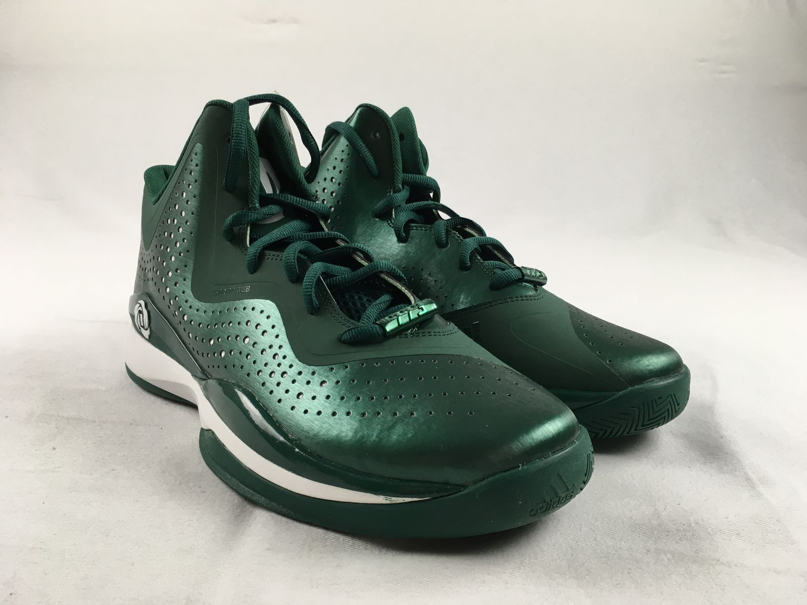 best service 5c724 609b5 Details about NEW adidas D Rose 773 III - Green Basketball Shoes (Men s  Multiple Sizes)