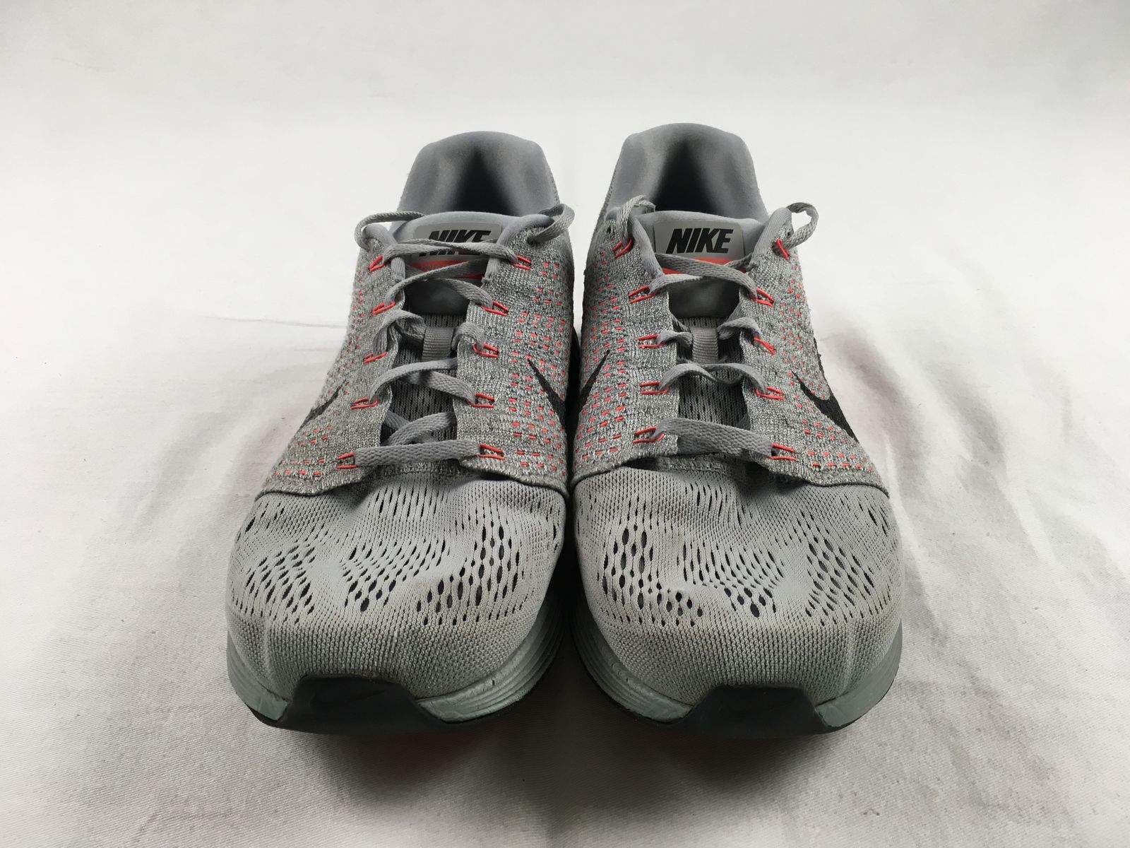 cheap for discount 93882 854d0 Nike Lunarglide 7 - GrayPink Running, Cross Training (Mens 12) - Used