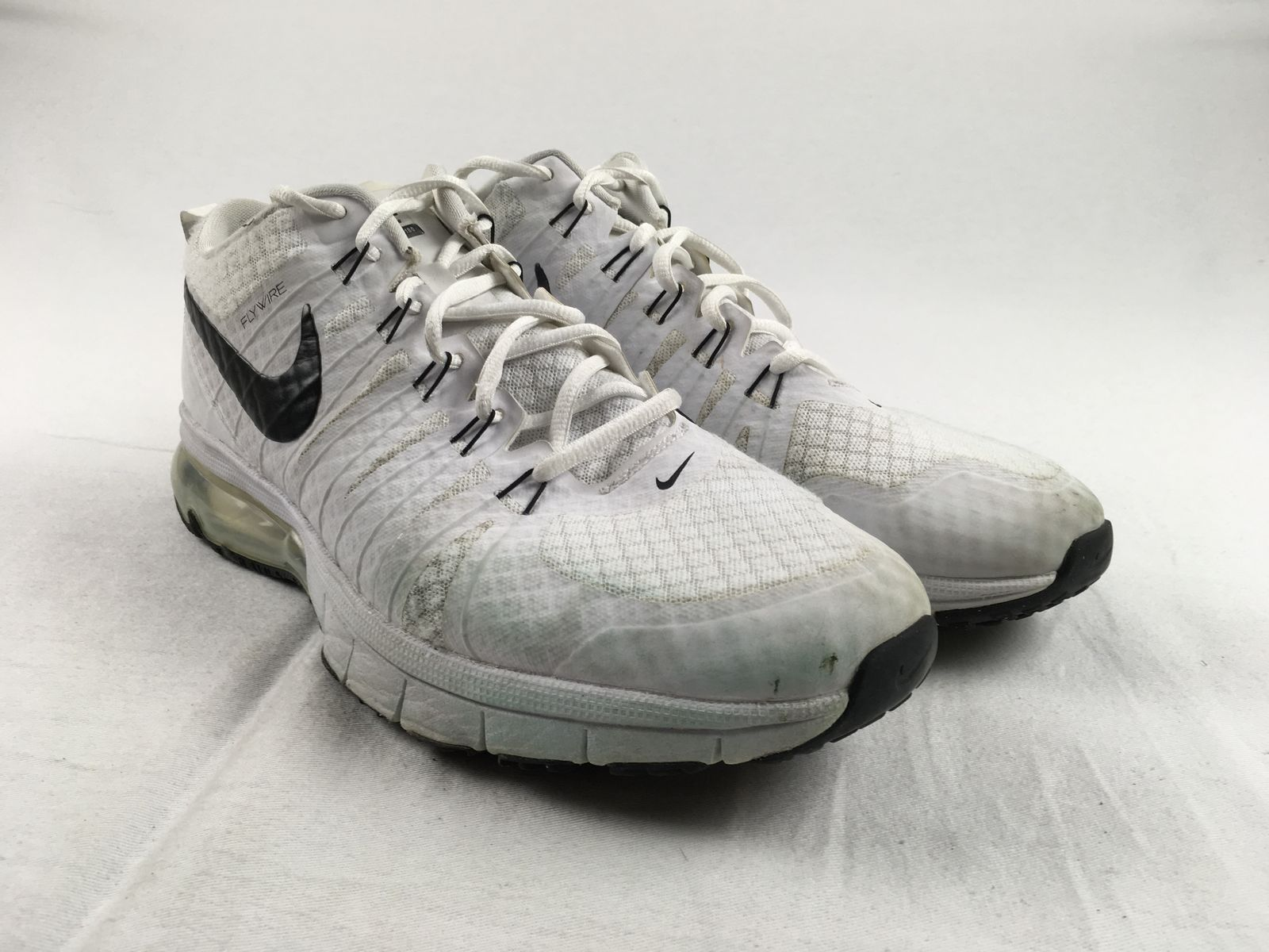 buy online b4dd1 3ced7 Details about Nike Air Max TR1 180 - White Running, Cross Training (Mens  11.5) - Used