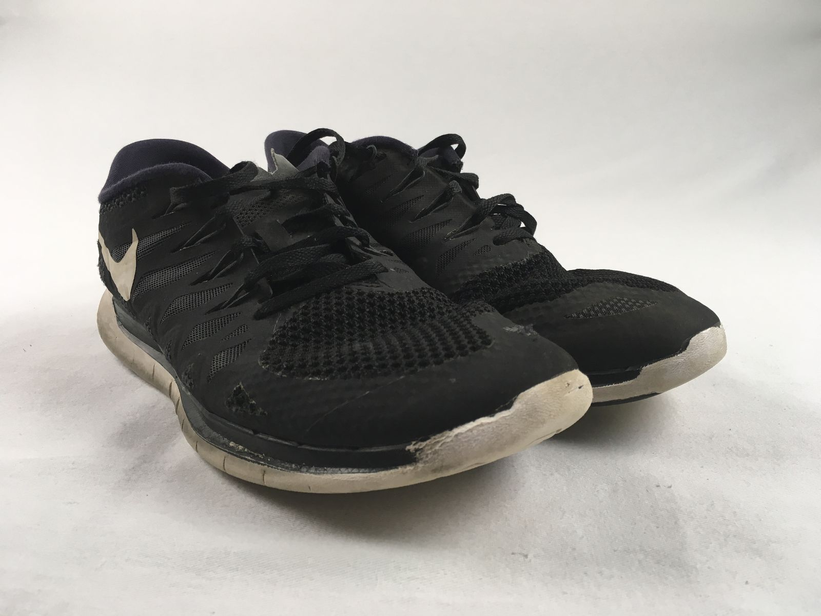 cdb9e11a598 Details about Nike Free 5.0 - Black Running