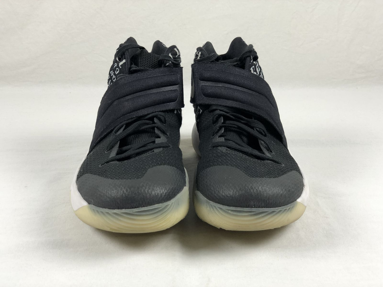 Nike Kyrie 2 ID - Black Basketball Shoes (Men s 15) - Used  7ced06dbf364
