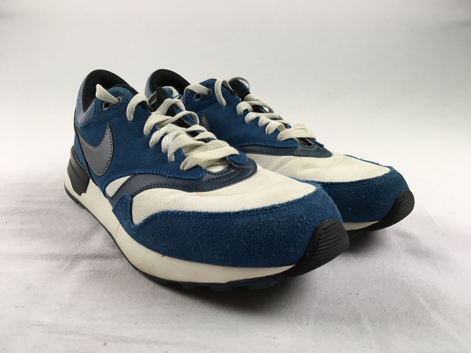uk availability cee38 09d60 Details about Nike AIr Odyssey - BlueWhite Running, Cross Training (Mens  10.5) - Used