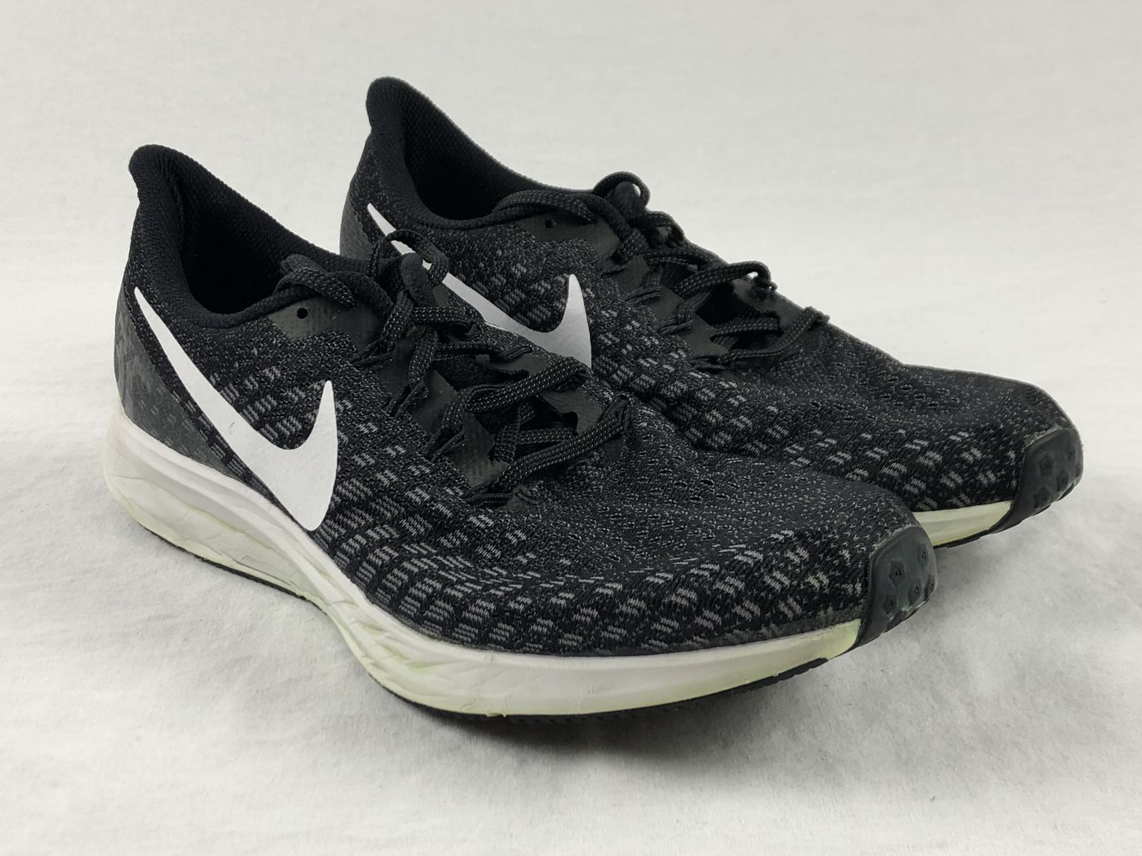 watch b84f7 c966a Details about Nike Zoom Pegasus 33 - Black Running, Cross Training (Men's  11.5) - Used